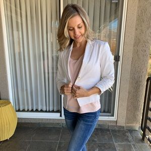 Express Jackets & Coats - Express White Blazer